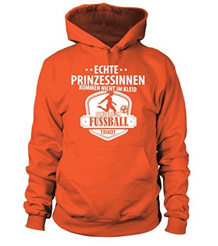 Princesses de Real foot Femmes Orange Ladieswm2018 Hommes Shirt Football Maillot In Hoodie Come TOwiPZuXkl