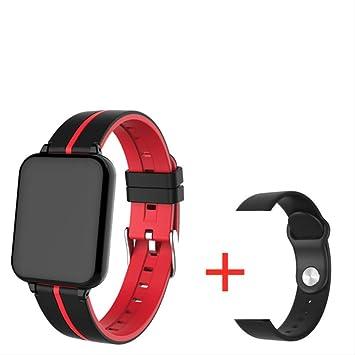 MUTONT Smart Watch Hombres Mujeres Smartwatch Fitness Detección de ...