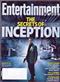 ENTERTAINMENT WEEKLY Magazine (July 30, 2010) The Secrets of INCEPTION
