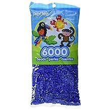Perler Beads 80-11098 6000 Beads, Dark Blue