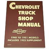 1948 1949 1950 1951 1952 1953 Chevy Truck Shop Manual