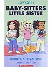 Karen's Kittycat Club (Baby-sitters Little Sister Graphic Novel #4) (Adapted edition)