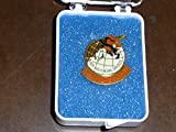 VINTAGE 1971 BALTIMORE ORIOLES WORLD SERIES PRESS PIN 100 AUTH