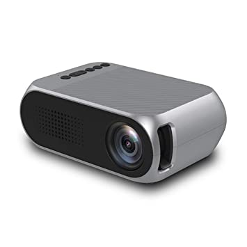 Profesional YG320 LED Video Digital Home Theater Proyector de ...