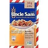 Uncle Sam Cereal Cereal - Original - Family Size - 13 Oz - Case Of 12