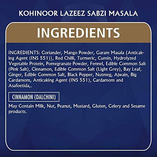 Kohinoor-Lazeez-Sabzi-Masala-40g