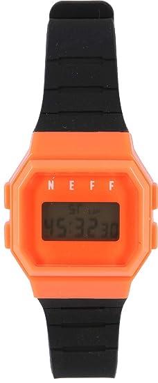 Neff adulto Flava reloj - negro/por infrarrojos talla única: Amazon.es: Relojes