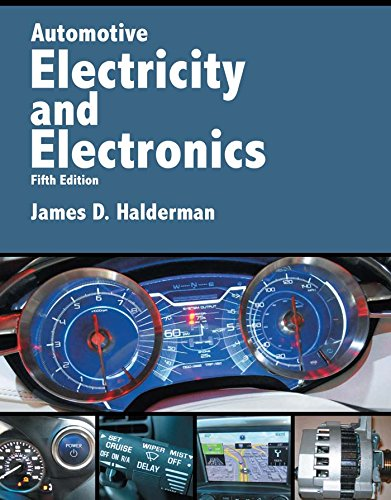 Automotive Electricity and Electronics (Automotive Systems Books)