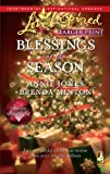 Blessings of the Season, Annie Jones and Brenda Minton, 0373814402