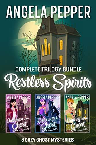 Restless Spirits: Cozy Ghost Mystery Trilogy