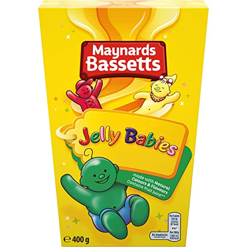 Original Maynards Bassets Jelly Babies Gummy Candy Imported From The UK England