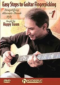 Easy Steps to Guitar Fingerpicking DVD 1