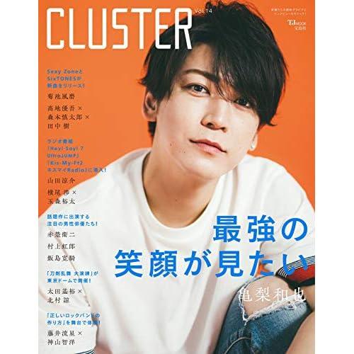CLUSTER Vol.14 表紙画像