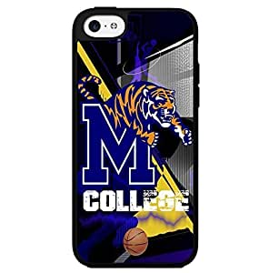 Memphis Tigers College Basketball Sports Hard Snap on Phone Case (iPhone 5c)