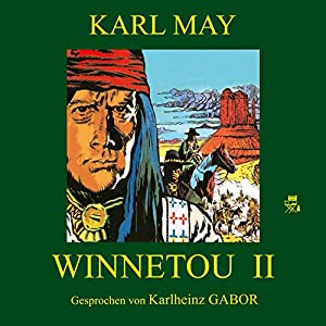 Winnetou II Audiobook