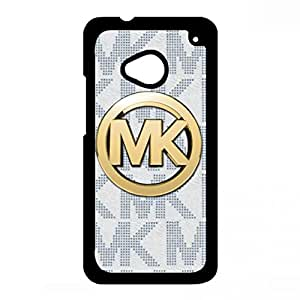 Michael Kors Phone Case Michael Kors MK Durable Hard Plastic Phone Case MK Michael Kors HTC One M7 Phone Case