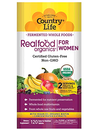 Country Life Women's Daily Wholefood Multivitamin
