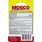 Mosco One Step Medicated Corn Remover Pads, Maximum