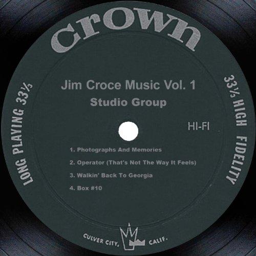 Jim Croce Music Vol. 1