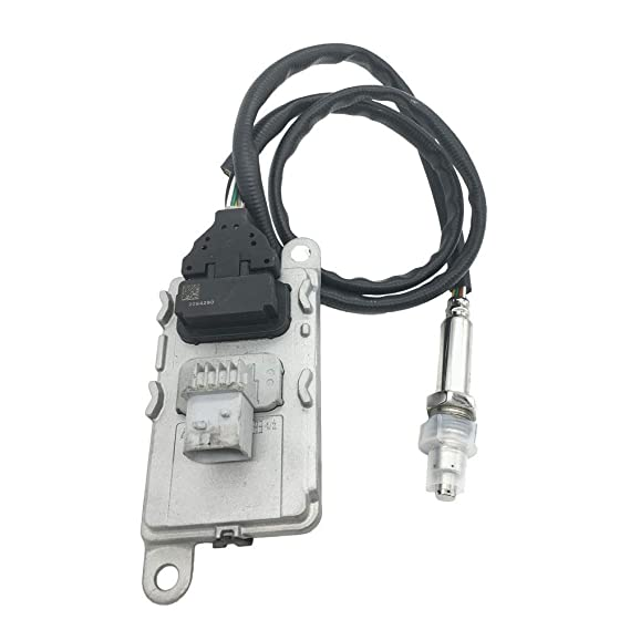 Germban 2294290 Nox-Sensor Stickstoffoxid-Sensor f/ür Scania 5WK9 7400