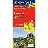 Taunus - Lahntal: Fahrrad- und Mountainbikekarte. GPS-genau. 1:70000 (KOMPASS-Fahrradkarten Deutschland, Band 3068)