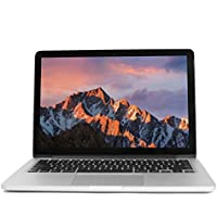Apple MacBook Pro 13.3-Inch Laptop 2.6GHz (MGX72LL/A) Retina, 8GB Memory, 256GB Solid State Drive (Certified Refurbished)