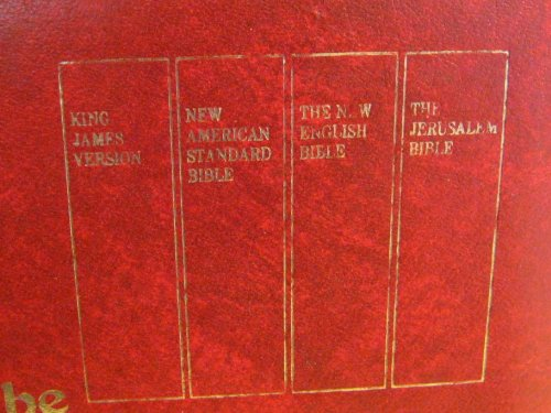 Best Parallel Bibles Four Versions January 2020 ★ Top