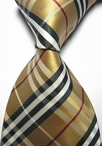 ext-collectino-100-silk-necktie-new-classic-checked-camel-black-white-tie-jacquard-woven-mens-suits-