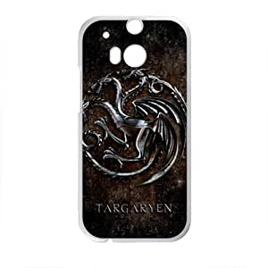 Targaryen Brand New And High Quality Hard Case Cover Protector For HTC M8
