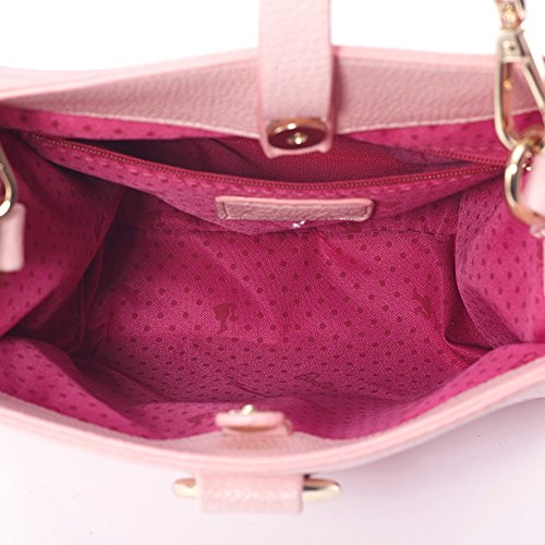 Barbie BBFB291 Bolso de Colección de Princesa Estilo Europeo y Américo Simple Rosa