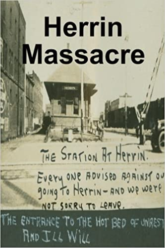 Herrin Massacre Scott Doody 9781300897927 Amazon Com Books
