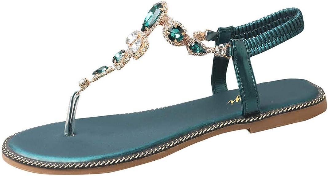 Chaussure Mode Mule de Plage Grosse Plateforme Plate Femme Effet Bois lani/ère Simple Basique Talon compens/é Plateforme 7 CM Angkorly