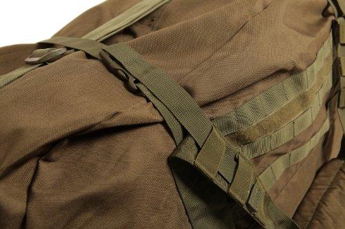 Tasche Duffle Bag pt-field Molle oliv