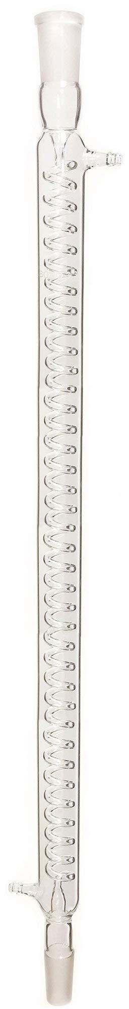 GSC International 4005-600 Borosilicate Graham Condenser, Ground Joints 24/40, 600 mm