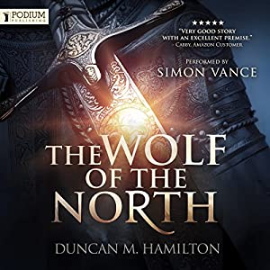 The Wolf of the North, Book 1 Audiobook