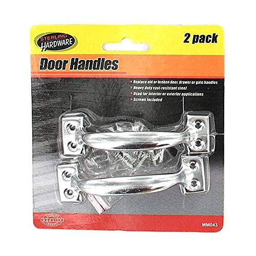 144 2 Pack door handles by FindingKing