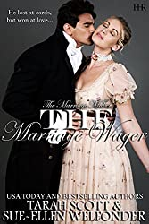 The Marriage Wager (The Marriage Maker Book 2)
