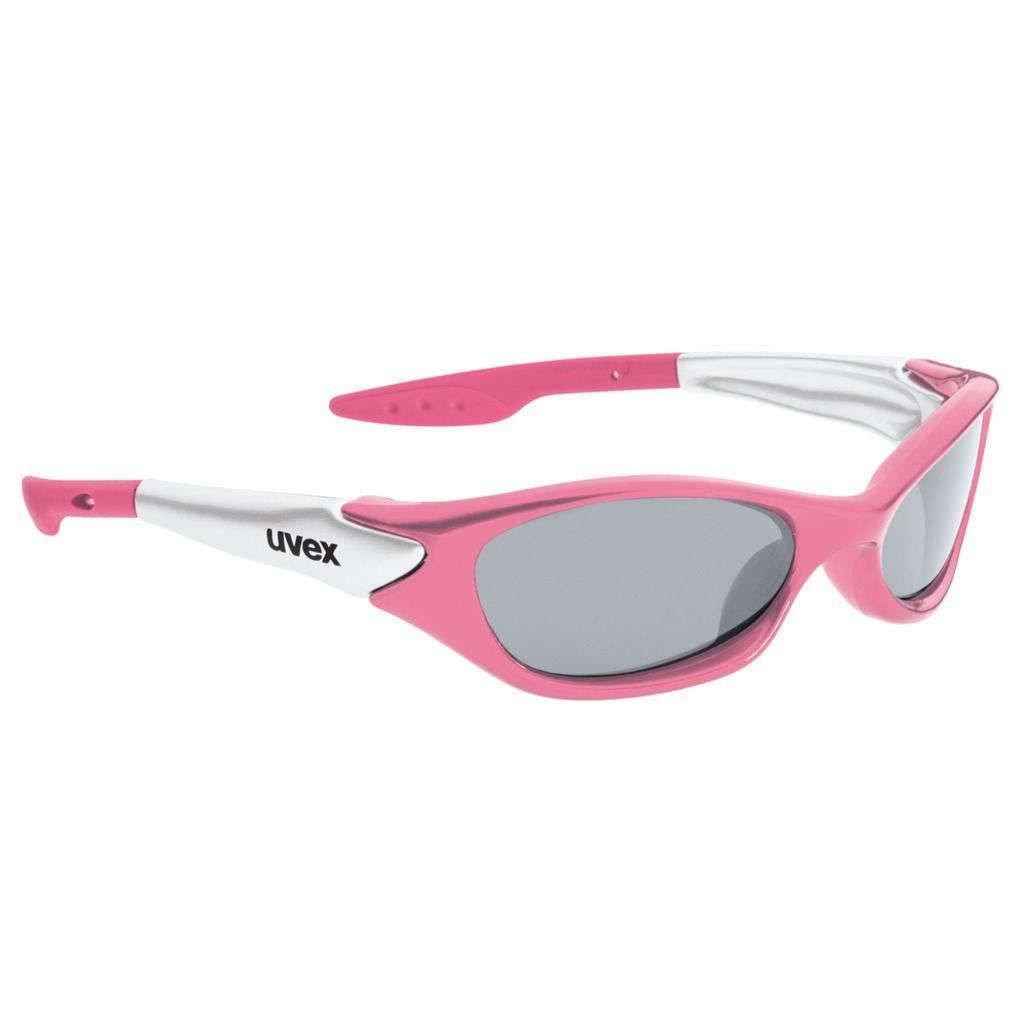Uvex Gafas de ciclismo, color rosa, talla one