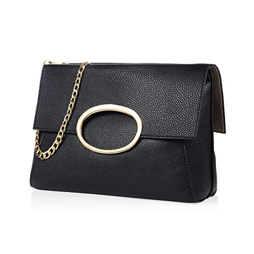 (Dede Diva Women Shoulder Bag PU Leather Crossbody Tote Shoulder Purse)