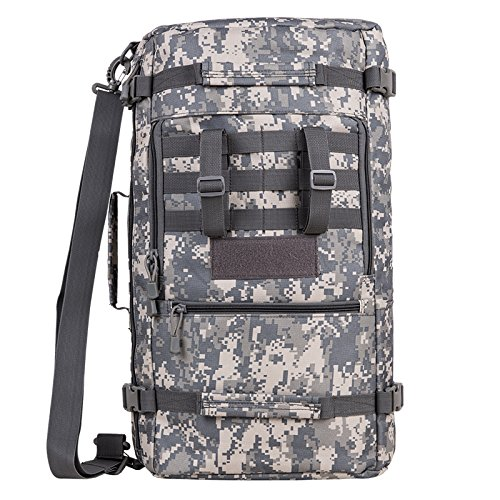 capacity A3 multi large durable waterproof ZC tactical and backpack handbag 45L diagonal resistant Outdoor camouflage amp;J purpose backpack solid tear package xxRqzBw