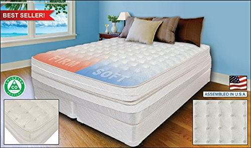 King Innomax Medallion Adjustable Sleep Air Bed Set with Foundation by INNOMAX (Image #7)