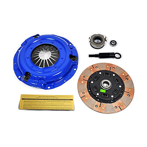 Dual Kit Friction Clutch (EFT DUAL-FRICTION CLUTCH KIT for SUBARU BAJA FORESTER IMPREZA LEGACY OUTBACK 2.5L)