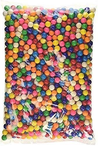 Dubble Bubble (SMALL 13mm size) small-gum balls bulk - 1 Pound