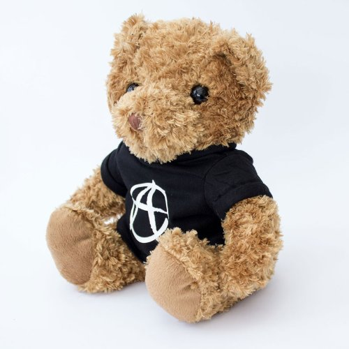 Amazon.com: NUEVO - ANARQUÍA - Osito De Peluche - Adorable Lindo - Regalo Obsequio: Toys & Games