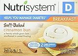Nutrisystem ® D® Cinnamon Bun, 16 Count