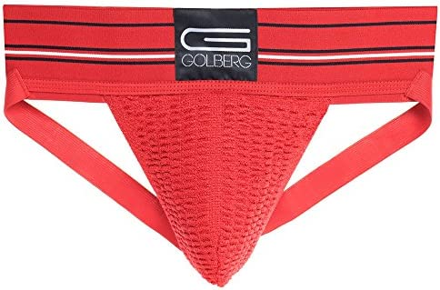 Naturally Contoured Waistband for Comfort Multiple Colors GOLBERG G GOL-FIT Next Level Athletic Supporter