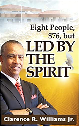 Book Eight People, $76, but LED BY THE SPIRIT!