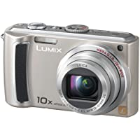 Panasonic Lumix DMC-TZ5S 9MP Digital Camera with 10x Wide Angle MEGA Optical Image Stabilized Zoom (Silver) Noticeable Review Image