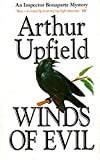 Front cover for the book Winds of Evil by Arthur Upfield