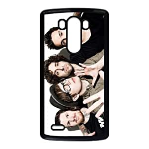 LG G3 Cell Phone Case Black Fall out boy 004 Delicate gift AVS_667054